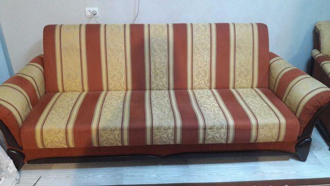 Диван и кресло в отличном состоянии