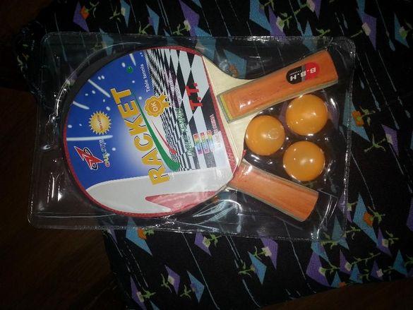хилки за тенис на маса ;тенис ракети - 2 различни модели,цени