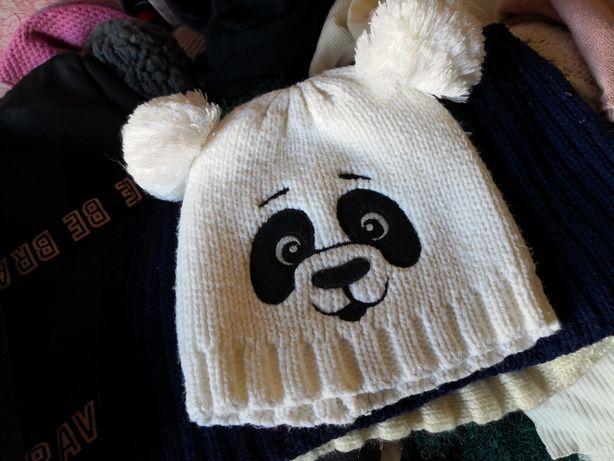 Căciulă urs panda