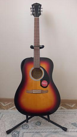Продам новую гитару Fender Sunburst