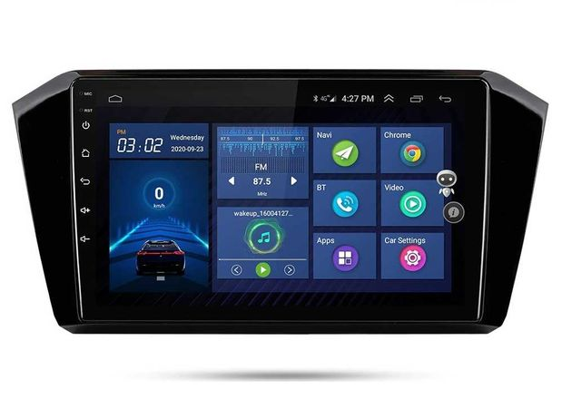 Navigatie Android VW Passat B8 10INCH - GPS Bluetooth Wifi USB AUX