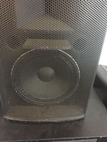 Boxe audio 2 x400w