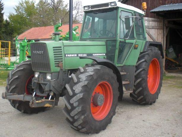 Piese tractor Fendt 312 din dezmembrari Case Ih