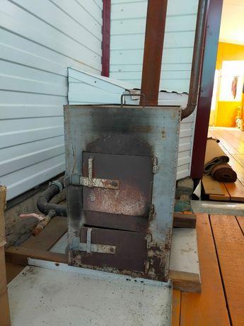 Продам печь новая не использовалась