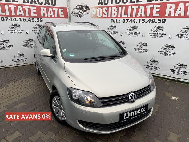 Volkswagen Vw Golf 6 Plus-Benzina-6 Trepte-RATE-