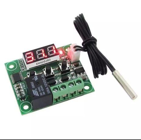 Электронный терморегулятор