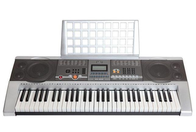 Orga electronica MK-805,61clape,5 octave,USB,MP3,MEIKE