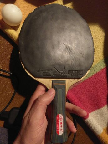 Paleta tenis profesionala Yasaka Pryde40/Adidas P3,fete atac,ping pong