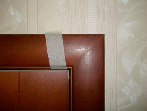 Обналичник на межкомнатные двери 70см