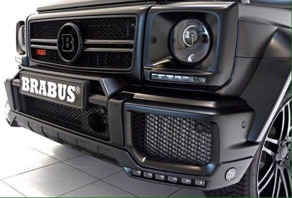 Фар Г класа Г63 АМГ БРАБУС фарове черни 463 BRABUS фейслифт G63 AMG ГЕ