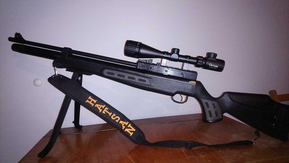 Възсушна пушка 5.5