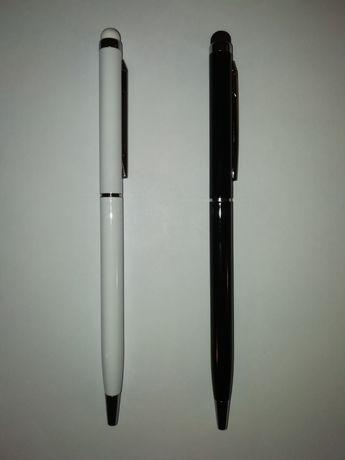 Метална химикалка с накрайник за сензорен екран (с лого)