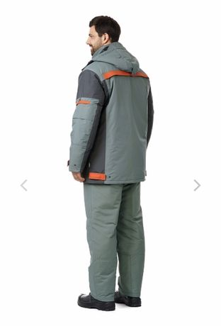 Куртка и полукомбинезон зимние