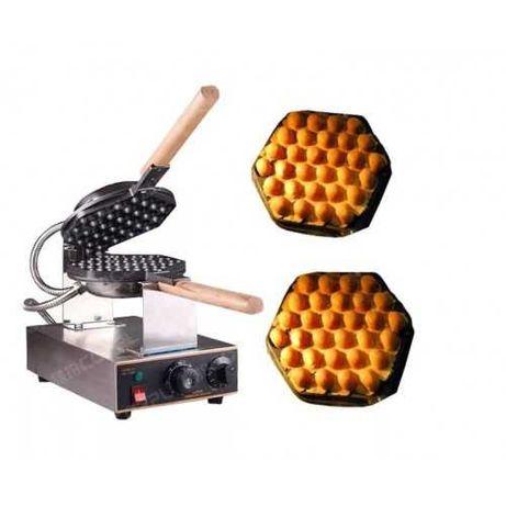 Професионален гофретник, аеро гофретник, Bubble waffle