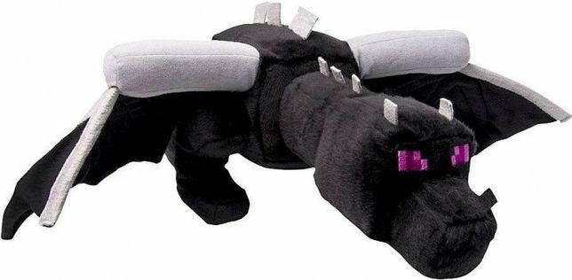 MineCraft Паук Дракон Голем 30 см (Майнкрафт) Игрушки Мягкие Плюшевые