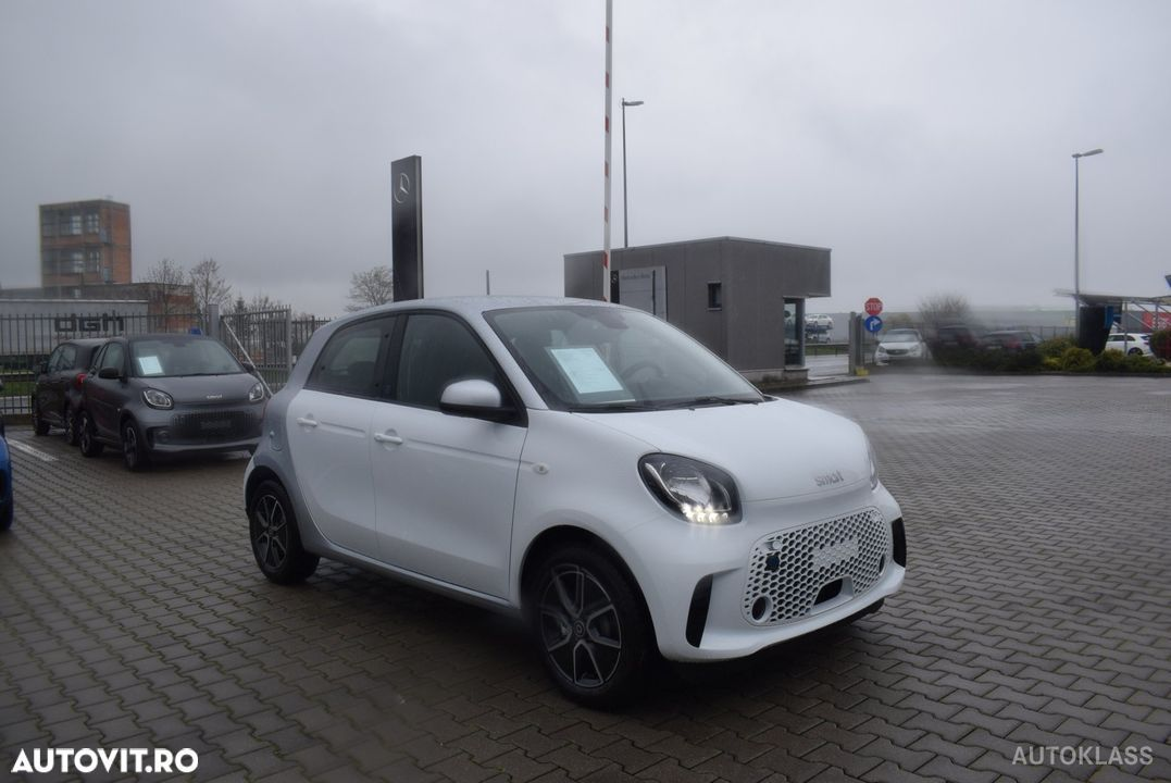 Smart Forfour smart Forfour smart 60 kW Electric Drive