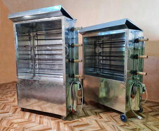 Гриль аппарат (гриль печь)