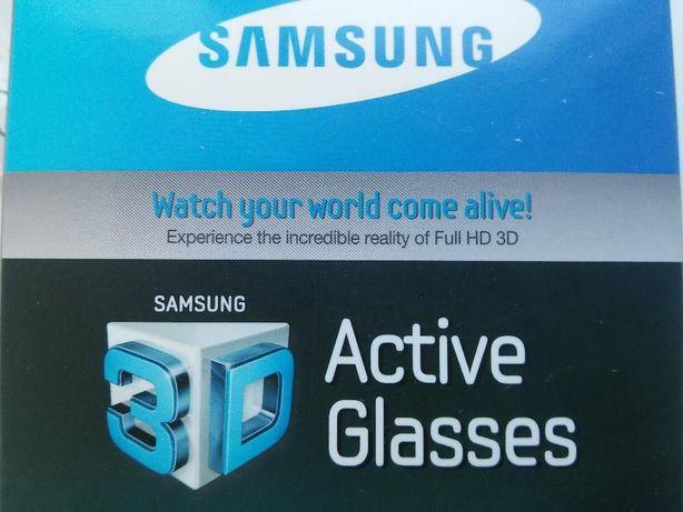 3D очки Samsung SSG-3050GB в упаковке 2 шт