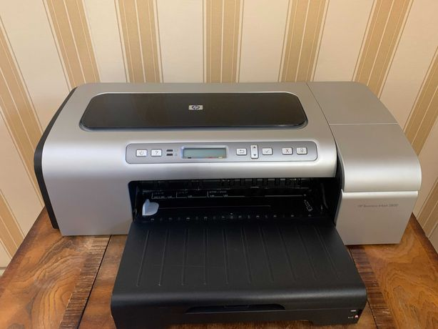 Принтер HP Business InkJet 2800 с СНПЧ