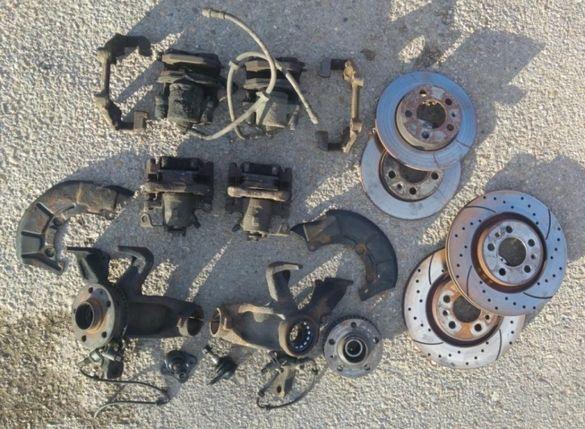 Предни и задни апарати + дискове, накладки VW, AUDI, SKODA, SEAT
