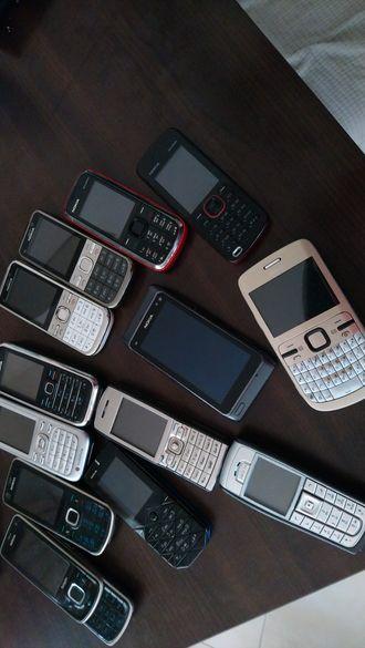 Nokia/Нокия С5,N8,5220,C3,E50,6220c,6210 Navigator,6230i,7500,E66,6233
