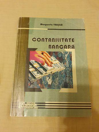 Contabilitate bancară, Margareta Trașcă, ed. Craiova 2003 ,stare buna.