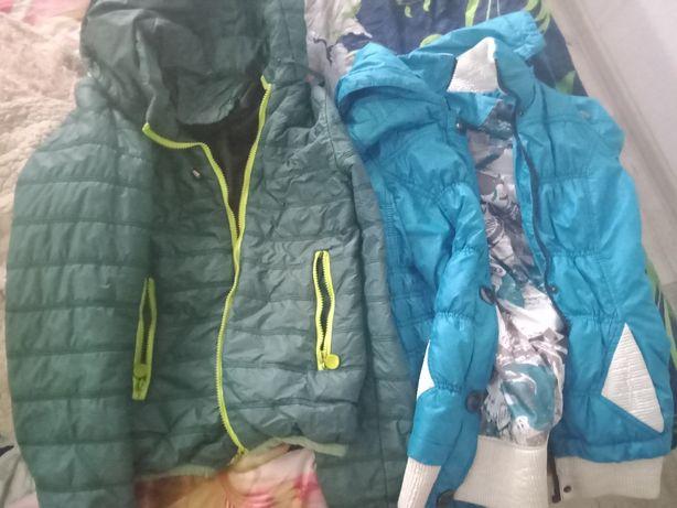 Продам куртки осень-весна