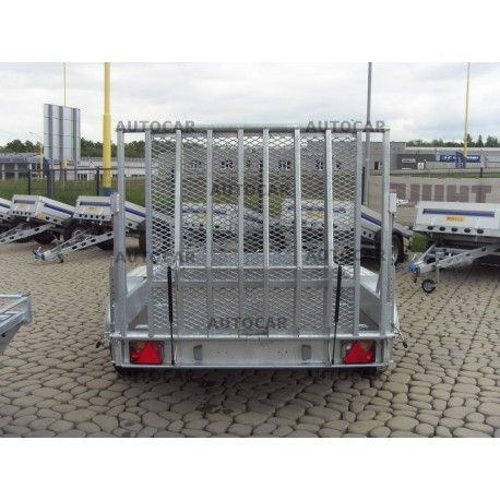 Remorca transport utilaje Bobcat Miniexcavator 3050X1550 mm