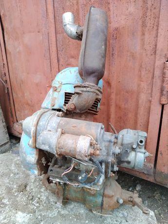 Пусковой двигатель ПД -8