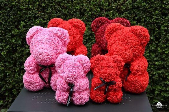 Мече изработено от рози перфектният подарък / Rose bear / Мече от Рози