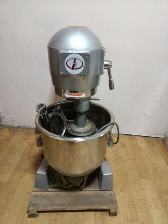 Миксер промышленный 20 литров (миксер планетарный)