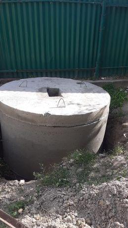 Кольца бетонная для септика