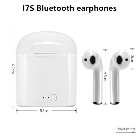 Wireless earbuds headphones Bluetooth