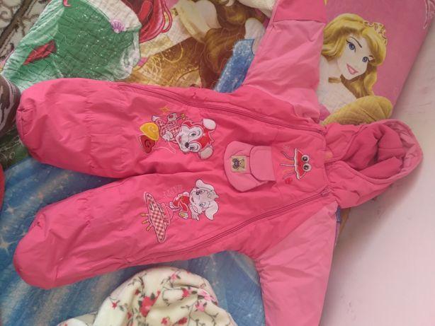 комбизон детски куртка