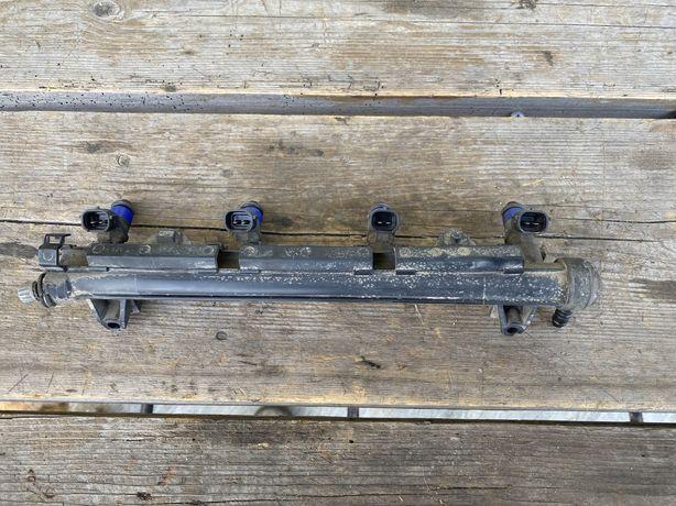 Rampa injectoare polo 9N, fabia 1 benzina 1.4 originală