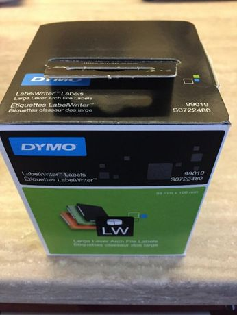 Etichete Dymo LabelWriter DY99019 59x190mm, hartie alba