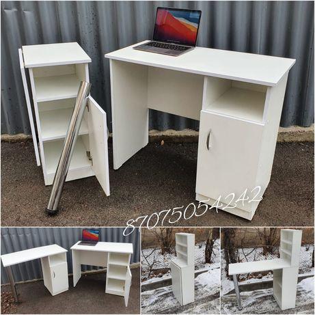 Маникюрные столы, помощники, для салона красоты НОВЫЕ складные и нет