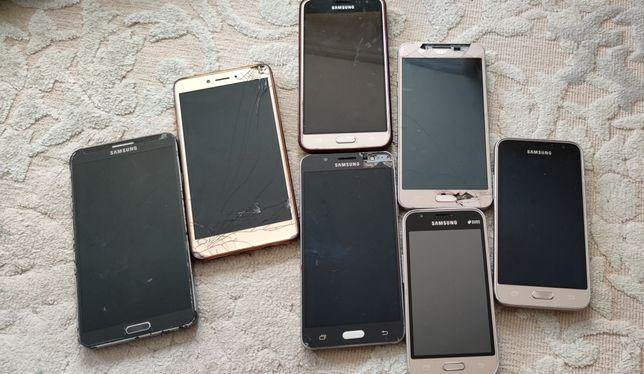 Продаю все телефоны за 5000 тг на запчасти