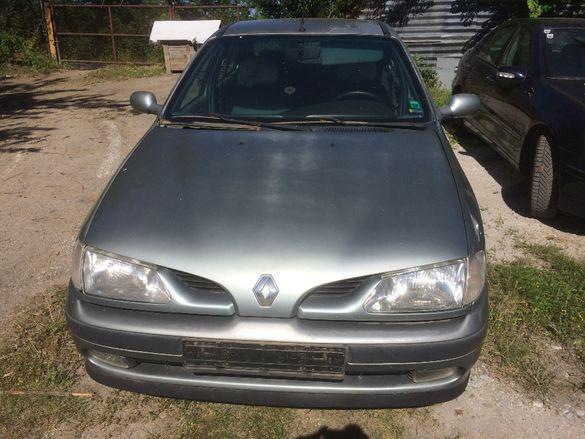 Renault Megane 1.9DTI 98к.с. sedan на части