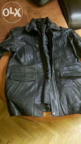 Мъжка кожена шуба, яке - последна цена
