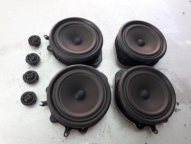 Boxa/difuzor/subwoofer/amplificator/tweetere originale Audi A4 b6, b7