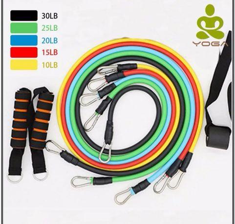 Set benzi elastice fitness / Benzi de rezistenta