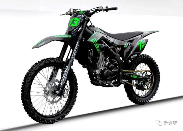 Мотоцикл XINGUIZUN Эндуро WAR WOLF-73