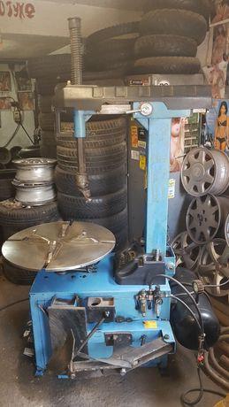 Оборудване за работещ сервиз за гуми, вулканизатор