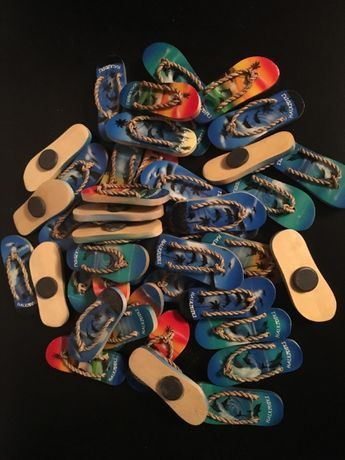 Магнити обувка с надпис Халкидики