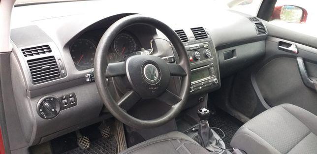 Volkswagen Touran, 1.4TSI, 2007, 5locuri, ITP 01/22, WVGZZZ1TZ6W212913