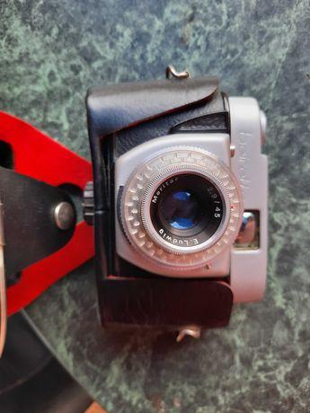 Ретро фотоапарат