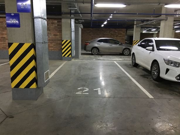 Место на паркинге ЖК Арнау 7