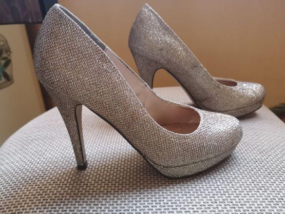 Луксозни дамски обувки