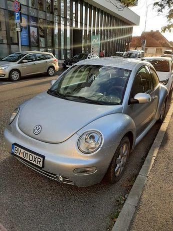 VW Beetle 2003 - 149.000 km - 1,6 benzina